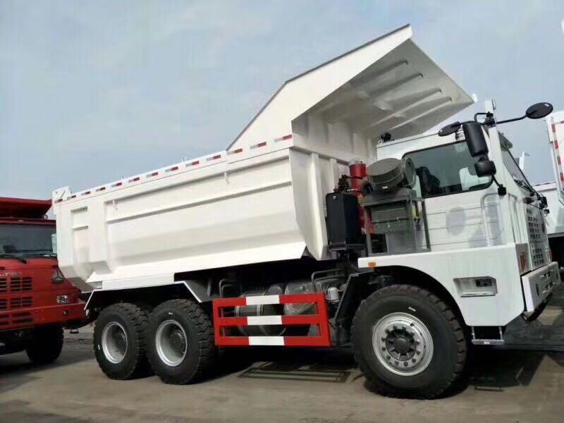 SINOTRUK HOWO  6×4  Mining Dumper Tipper Truck ,EURO II  371HP